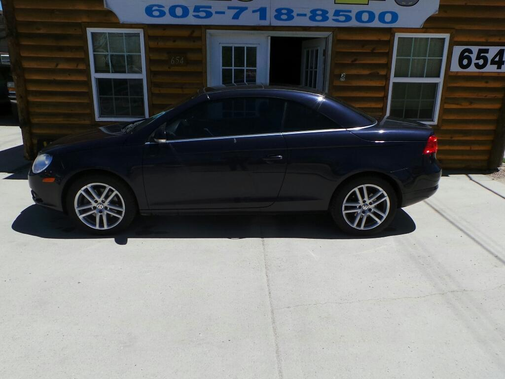 2008 Volkswagen Eos for sale at DEALS 4U in Rapid City SD