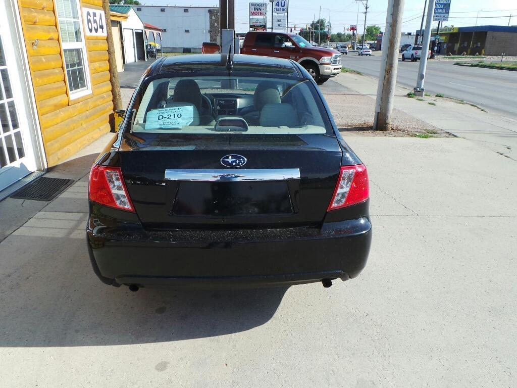 2008 Subaru Impreza for sale at DEALS 4U in Rapid City SD