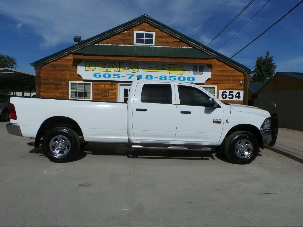 2012 RAM Ram Pickup 2500 for sale at DEALS 4U in Rapid City SD