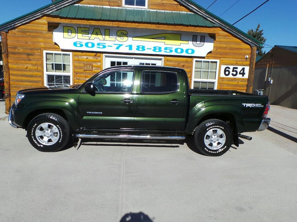 2013 Toyota Tacoma for sale at DEALS 4U in Rapid City SD