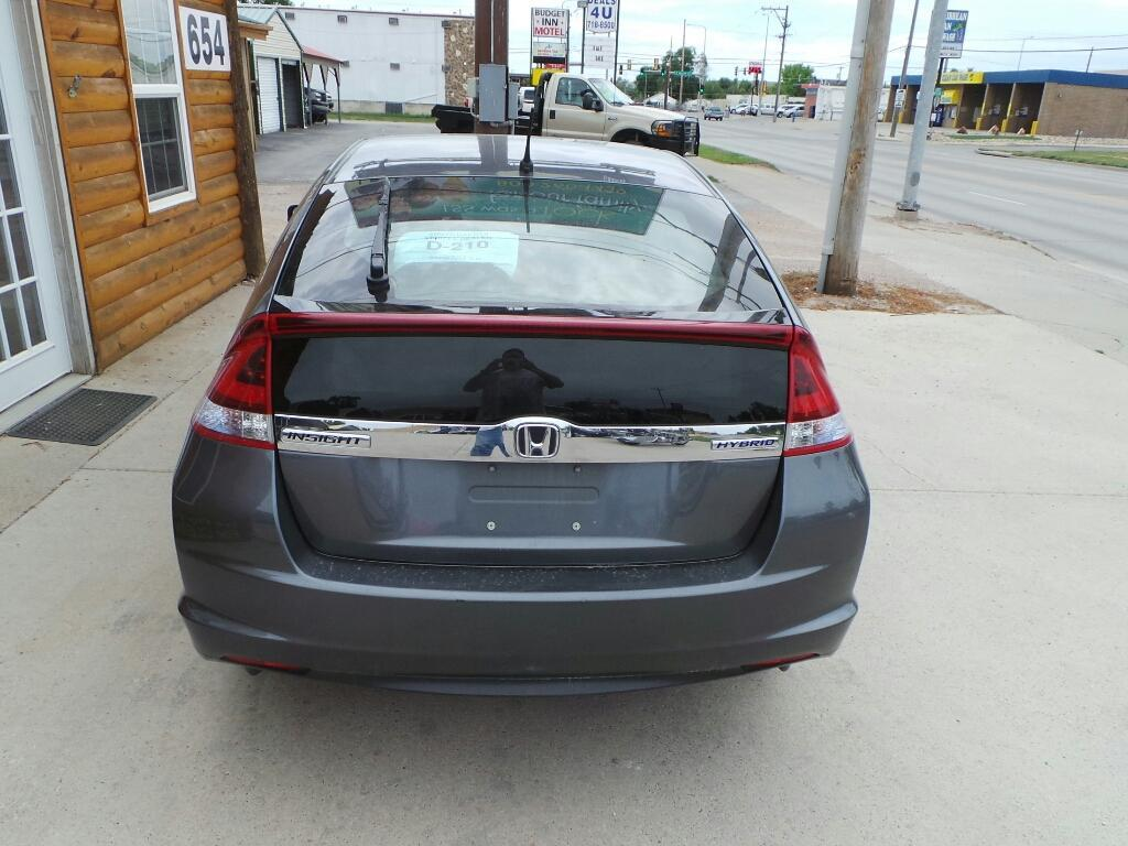 2012 Honda Insight for sale at DEALS 4U in Rapid City SD