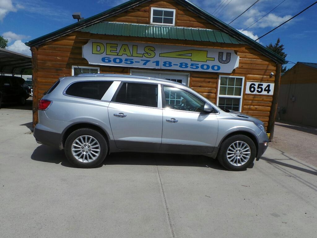 2010 Buick Enclave for sale at DEALS 4U in Rapid City SD