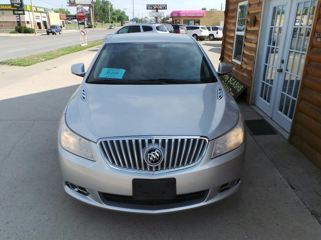 2010 Buick LaCrosse for sale at DEALS 4U in Rapid City SD