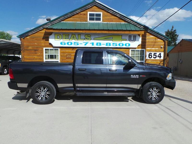 2015 RAM Ram Pickup 1500 for sale at DEALS 4U in Rapid City SD