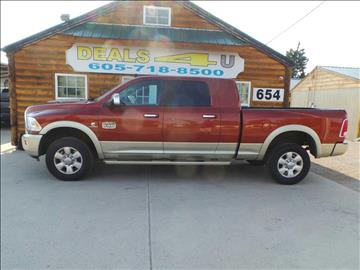 2013 RAM Ram Pickup 3500 for sale at DEALS 4U in Rapid City SD
