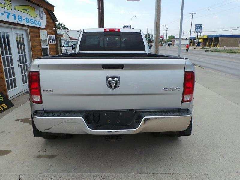 2010 Dodge Ram Pickup 3500 for sale at DEALS 4U in Rapid City SD