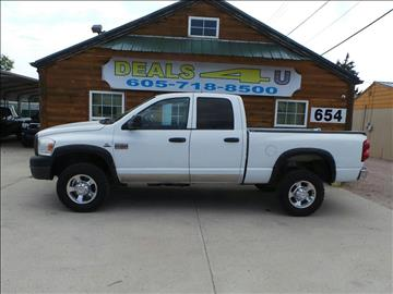 2008 Dodge Ram Pickup 3500 for sale at DEALS 4U in Rapid City SD