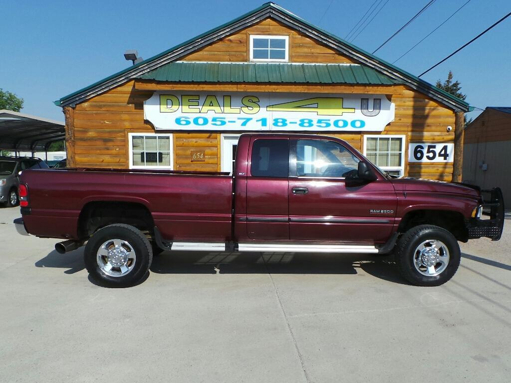 2000 Dodge Ram Pickup 2500 for sale at DEALS 4U in Rapid City SD