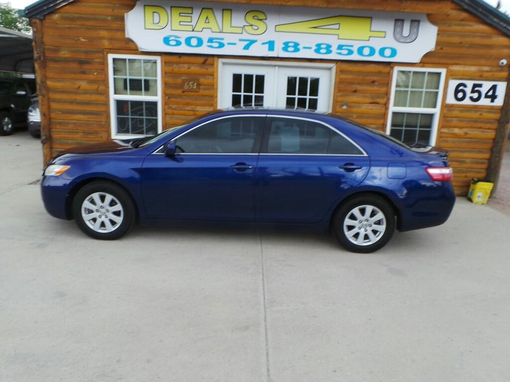 2007 Toyota Camry for sale at DEALS 4U in Rapid City SD