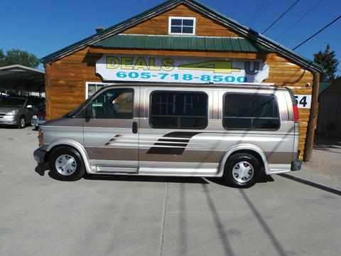 1999 Chevrolet Express Passenger for sale in Rapid City, SD