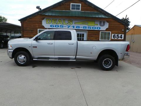 2010 Dodge Ram Pickup 3500 for sale in Rapid City, SD