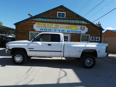 2001 Dodge Ram Pickup 3500 for sale in Rapid City, SD