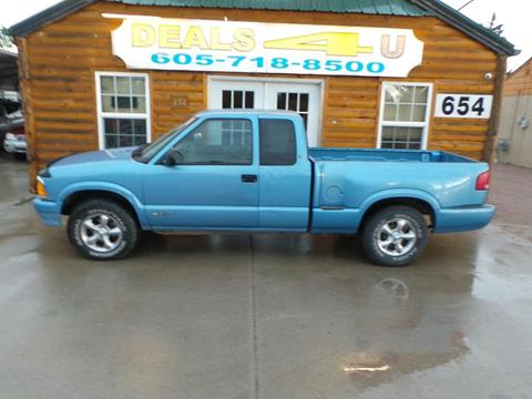 1997 Chevrolet S-10 for sale in Rapid City, SD