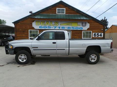2001 Dodge Ram Pickup 2500 for sale in Rapid City, SD