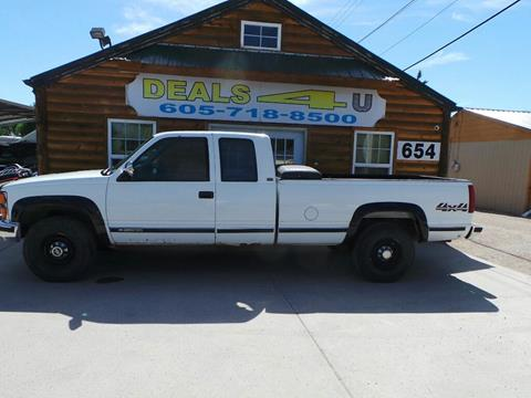 1993 Chevrolet C/K 2500 Series for sale in Buffalo, WY