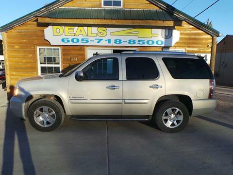 2007 GMC Yukon for sale in Buffalo, WY