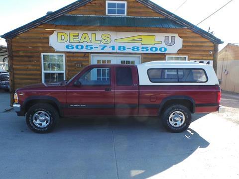1994 Dodge Dakota for sale at DEALS 4U in Rapid City SD