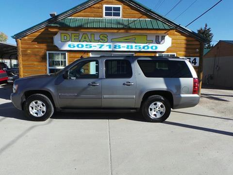 2007 Chevrolet Suburban for sale at DEALS 4U (Buffalo) in Buffalo WY