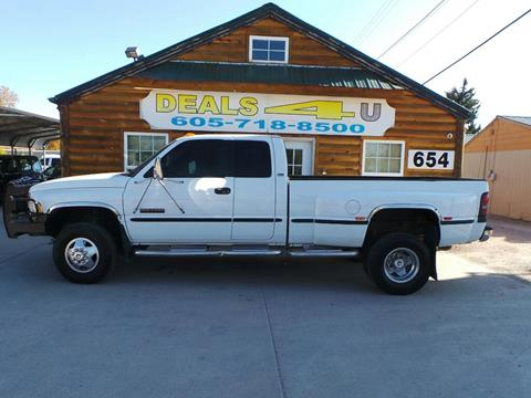 1999 Dodge Ram Pickup 3500 for sale at DEALS 4U in Rapid City SD
