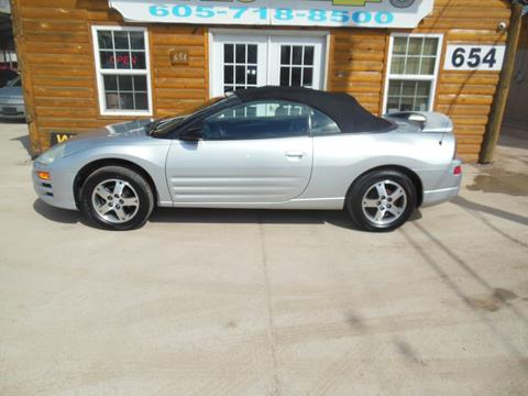 2004 Mitsubishi Eclipse Spyder For Sale In Rapid City, SD