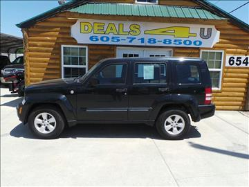 jeep liberty for sale south dakota. Black Bedroom Furniture Sets. Home Design Ideas