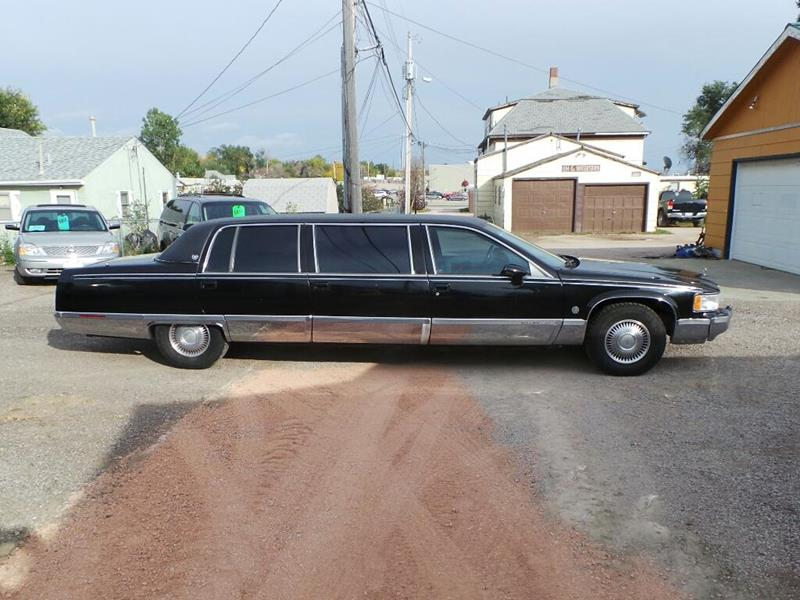 1994 Cadillac Fleetwood for sale at DEALS 4U in Rapid City SD
