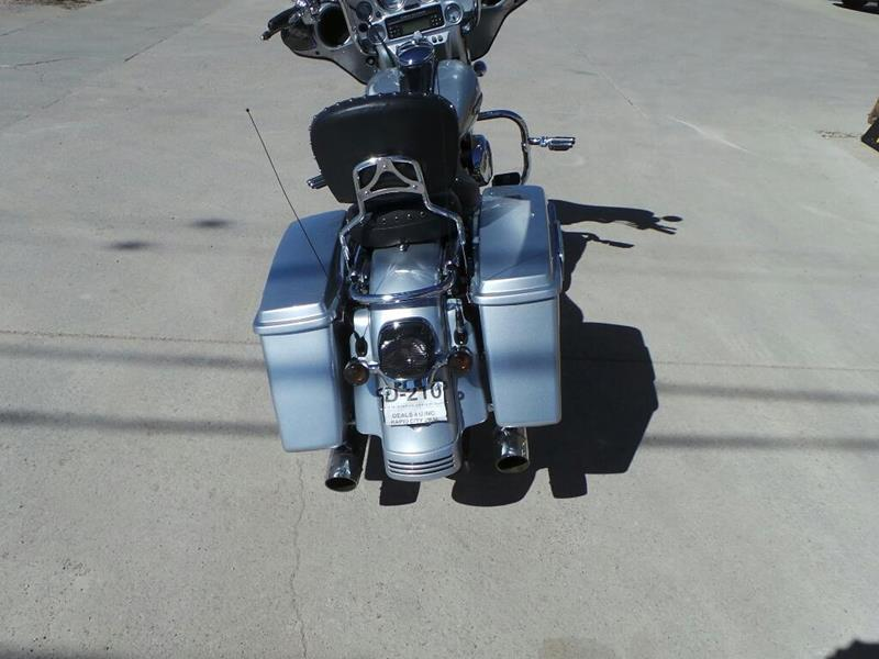 2006 Harley-Davidson Street Glide for sale at DEALS 4U in Rapid City SD