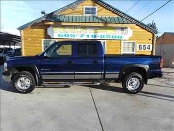 2001 Chevrolet Silverado 2500HD for sale in Rapid City, SD