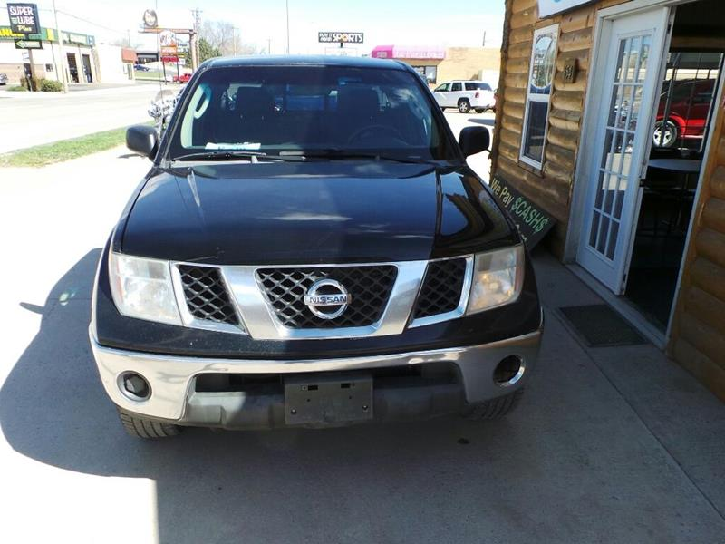 2006 Nissan Frontier for sale at DEALS 4U in Rapid City SD