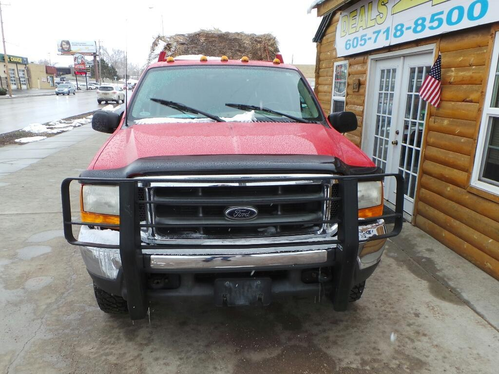 2000 Ford F-250 Super Duty for sale at DEALS 4U in Rapid City SD