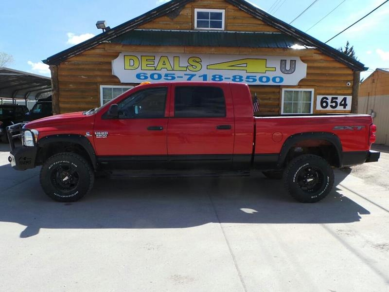 2008 Dodge Ram Pickup 2500 for sale at DEALS 4U in Rapid City SD
