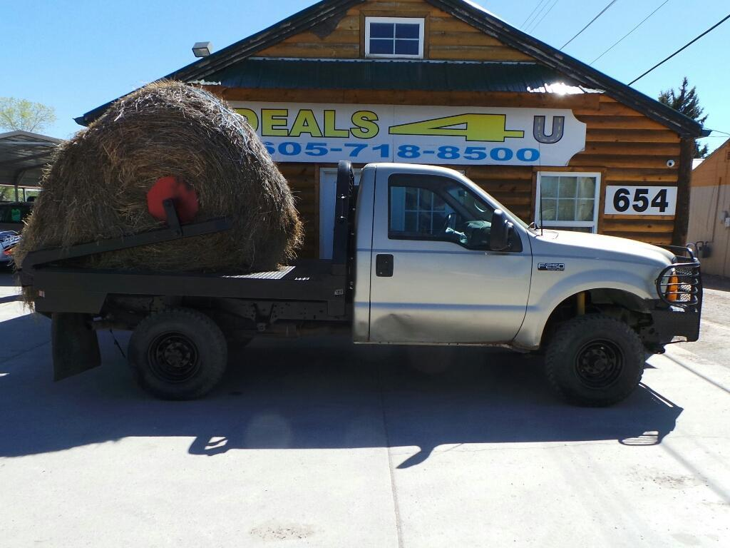 2001 Ford F-250 Super Duty for sale at DEALS 4U in Rapid City SD