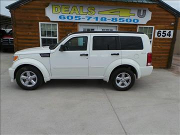2010 Dodge Nitro for sale at DEALS 4U in Rapid City SD