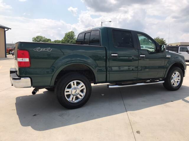 2008 Ford F-150 4x4 Lariat 4dr SuperCrew Styleside 5.5 ft. SB - Springfield IL