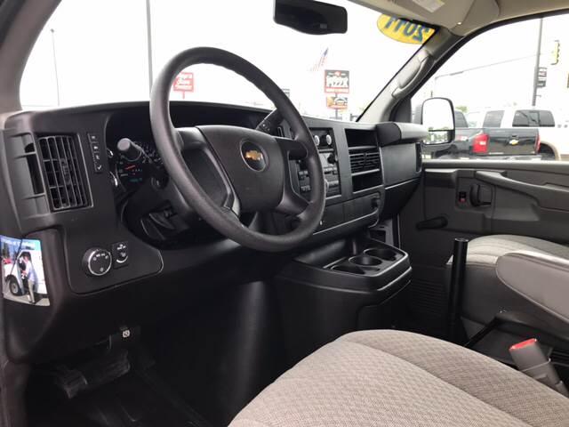 2011 Chevrolet Express Cargo 2500 3dr Cargo Van w/ 1WT - Springfield IL