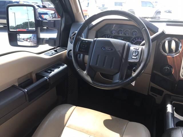 2011 Ford F-250 Super Duty 4x4 Lariat 4dr Crew Cab 6.8 ft. SB Pickup - Springfield IL