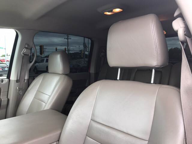 2008 Dodge Ram Pickup 3500 Laramie 4dr Mega Cab 4x4 SB - Springfield IL