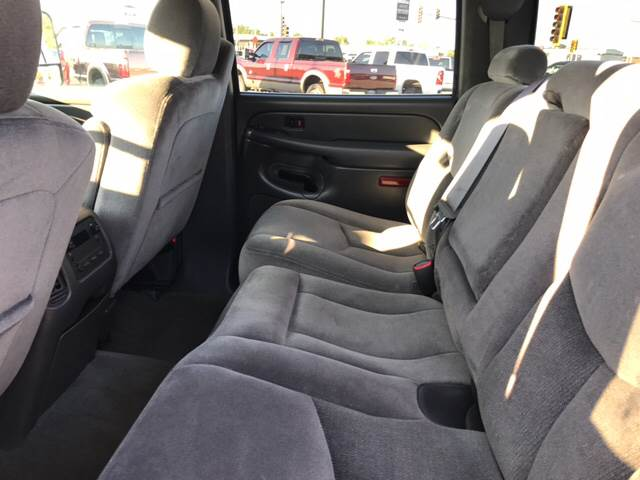 2006 GMC Sierra 2500HD SLE2 4dr Crew Cab 4WD LB - Springfield IL
