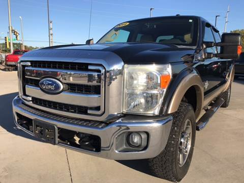2011 Ford F-250 Super Duty for sale in Springfield, IL