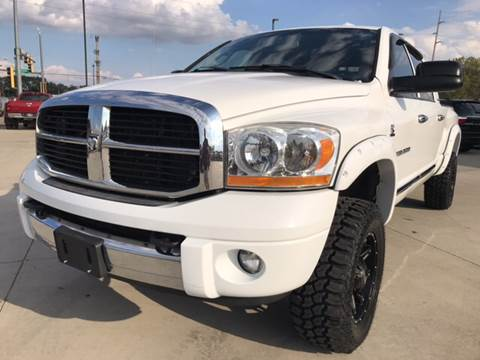 2006 Dodge Ram Pickup 3500 for sale in Springfield, IL