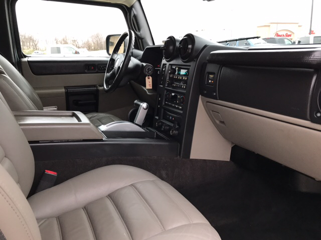 2005 HUMMER H2 4WD 4dr SUV - Springfield IL