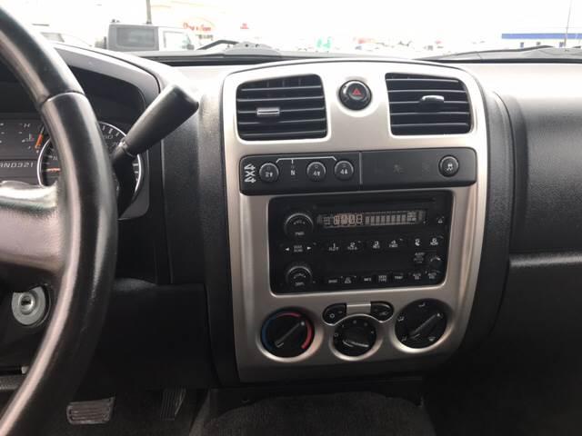 2009 GMC Canyon 4x4 SLE-2 Crew Cab 4dr - Springfield IL