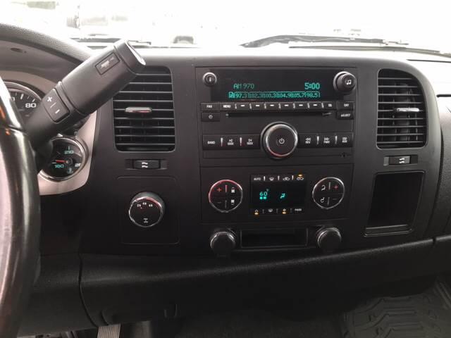 2008 Chevrolet Silverado 2500HD 4WD LT1 4dr Extended Cab SB - Springfield IL