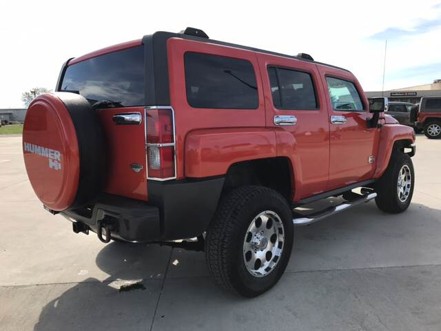 2008 HUMMER H3 4x4 4dr SUV w/Championship SE Package - Springfield IL