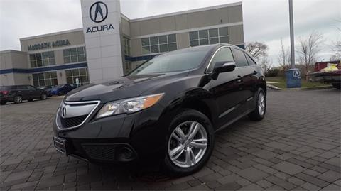 2015 acura rdx for sale in chicago il. Black Bedroom Furniture Sets. Home Design Ideas