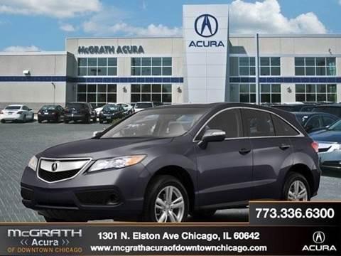 2014 Acura RDX for sale in Chicago, IL
