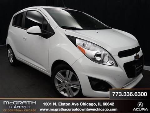 2013 Chevrolet Spark for sale in Chicago, IL