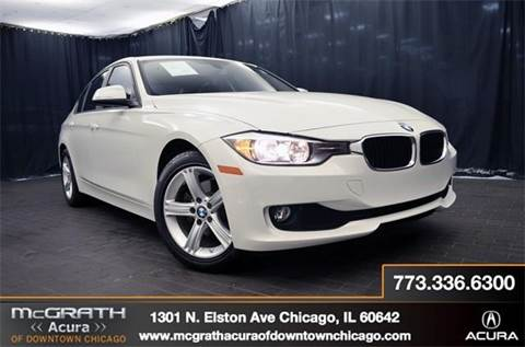2015 BMW 3 Series for sale in Chicago, IL