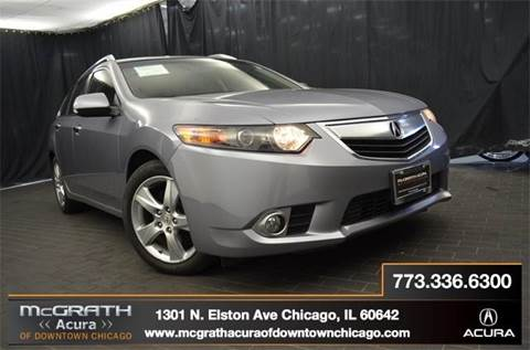 2012 Acura TSX Sport Wagon for sale in Chicago, IL