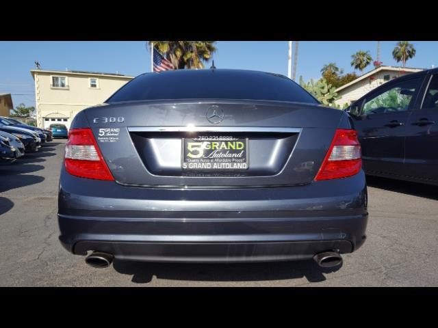 2009 Mercedes-Benz C-Class for sale at 5GRAND AUTOLAND in Oceanside CA